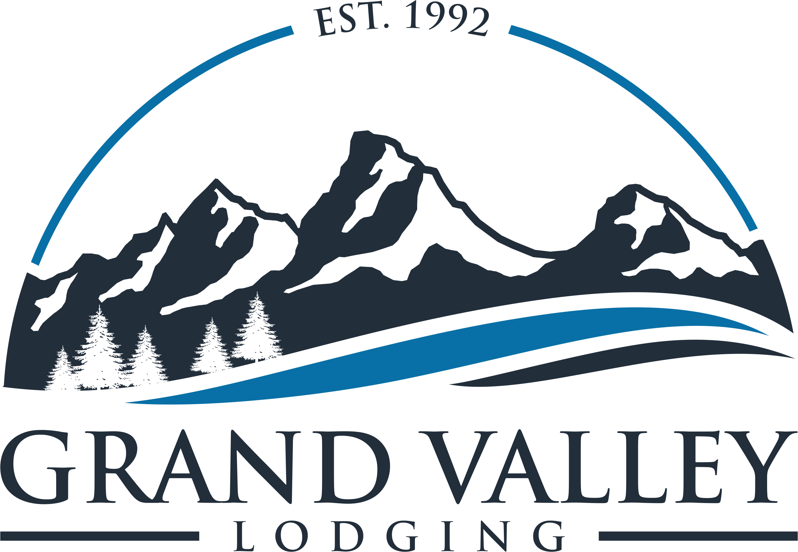 Grand Valley Lodging Logo